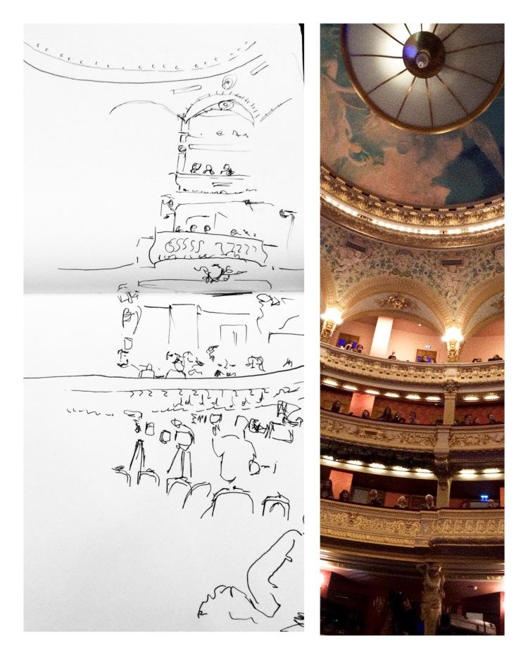 Ópera Comique (6 min)